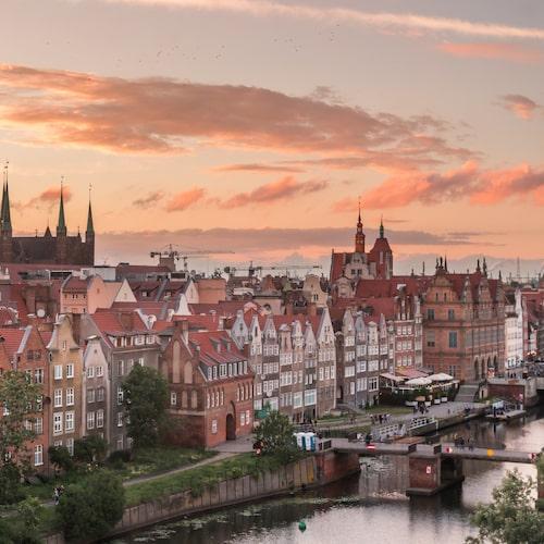 Polens vackra riviera samlar Gdansk, Gdynia och Sopot.