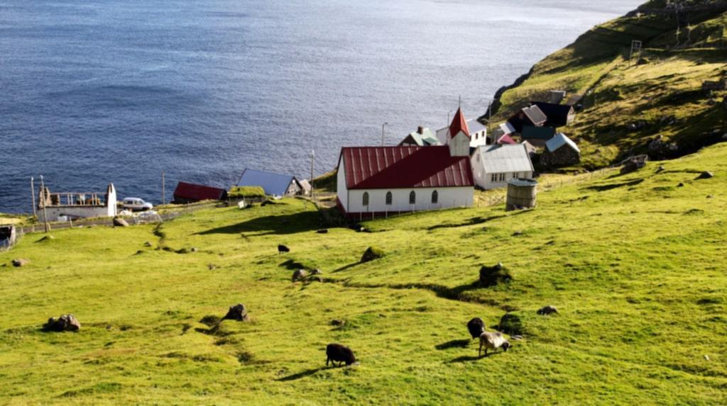<p>Alla på Färöarna har havsutsikt.</p>