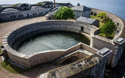 Fortet har bevakat inloppet till Karlskrona i över 300 år.