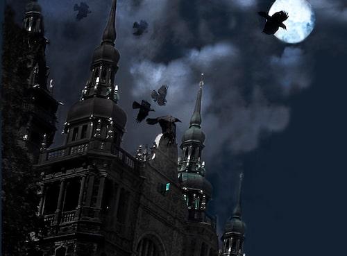 Det blir kusligt värre när Nordiska museet håller nattöppet i halloween.