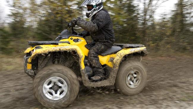 Ny föreslås utökat behörighetskrav för att få köra fyrhjuling. Fordonstypen är förknippad med både olyckor och rattfylla.