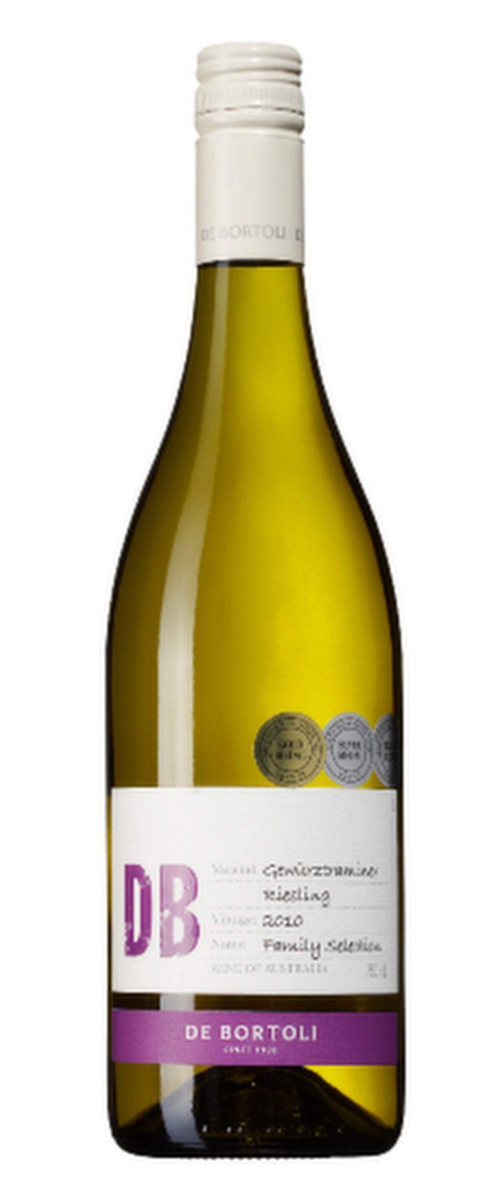 """Vitt<br><exp:icon type=""""wasp""""></exp:icon><exp:icon type=""""wasp""""></exp:icon><exp:icon type=""""wasp""""></exp:icon><br><strong>De Bortoli Gewürztraminer Riesling 2013 (6403) South Eastern Australia, 71 kr</strong><br>Halvtorrt vin med blommiga, kryddiga drag och inslag av citrus. Gott till nudelwok med vitlöksfrästa räkor."""
