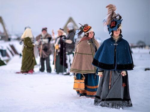 Medeltida jul i Visby pågår under tre dagar.