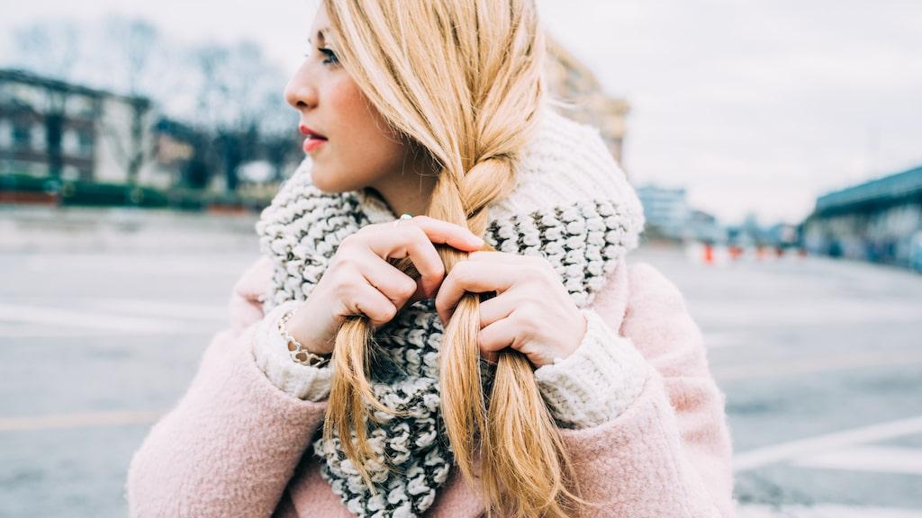 Det är viktigt att ta hand om ditt hår – särskilt om vintern.