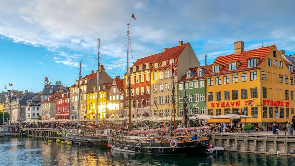 Köpenhamn–Scandinavian Mountains Airport kommer att trafikeras två gånger i veckan.