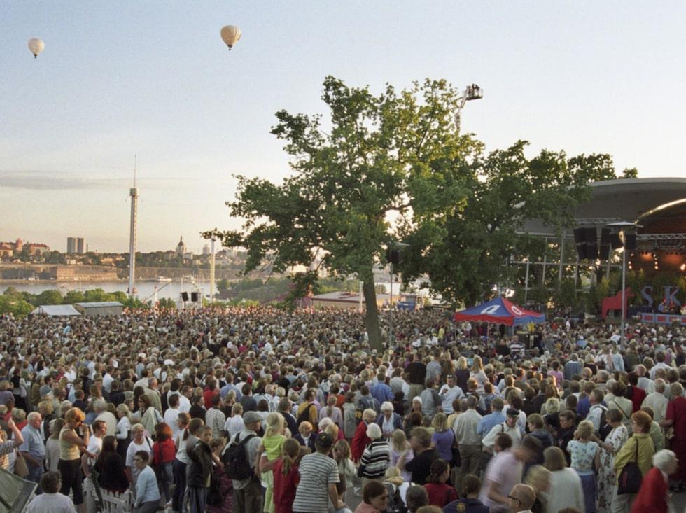 <p>Allsången är omåttligt populär bland svenskarna.</p>