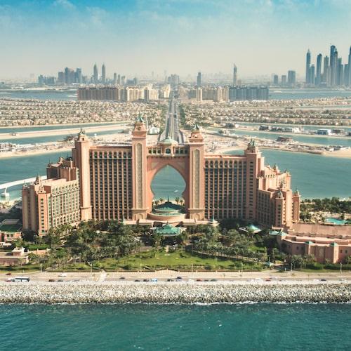 Hawaii ska få sitt eget Atlantis, som det här i Dubai.