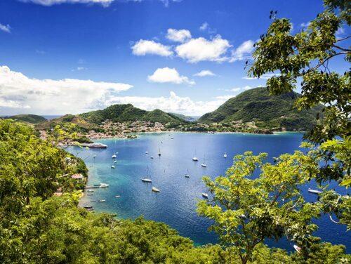 Guadeloupe är sinnebilden av det vsckra Karibien