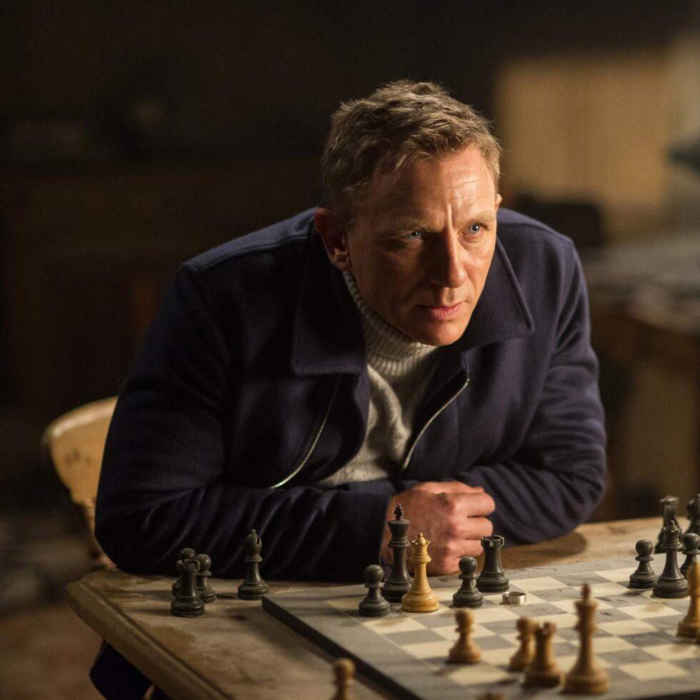 Daniel Craig som James Bond - en klassisk rockbärare.