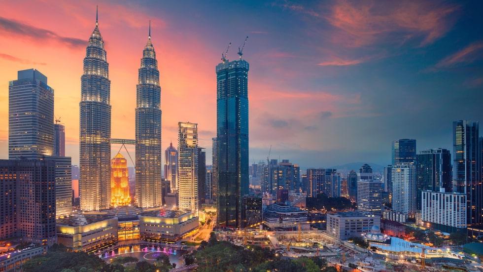 Flygplanet var på väg till Kuala Lumpur men fick vända tillbaka till Jeddah.
