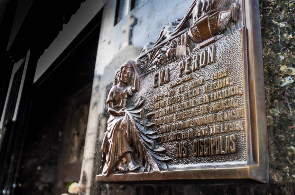 <p>Cementerio de la Recoleta, Buenos Aires, Argentina. <br></p>