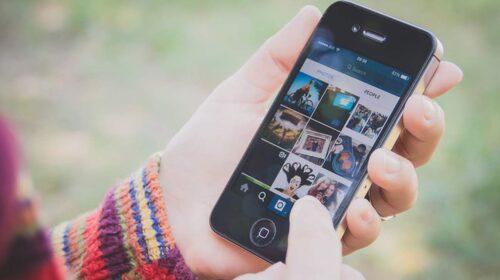 Skippa Instagram precis innan det är dags att sova.