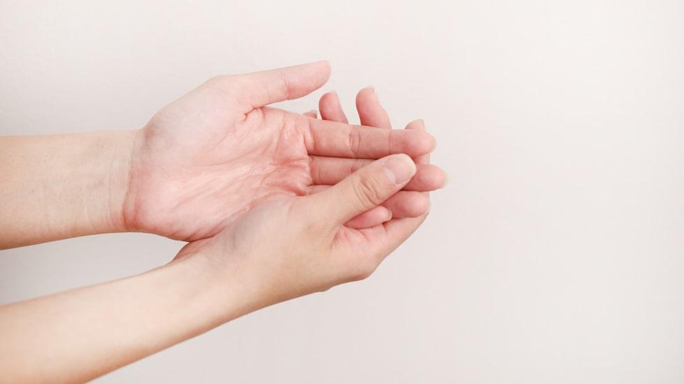 Ett test på hur stark en persons greppstyrka är, är ett bra sätt att avslöja risken för olika sjukdomar.