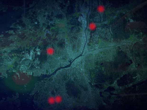 Här är Göteborgs största kriminella nätverk