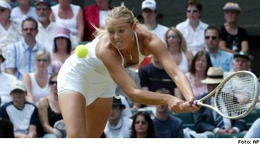 Ryska Kvinnliga Tennisspelare