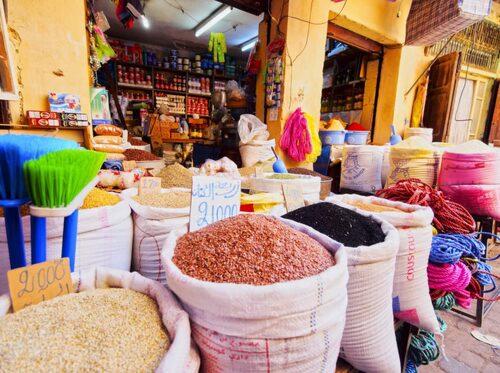 Medinan, Fez, Marocko
