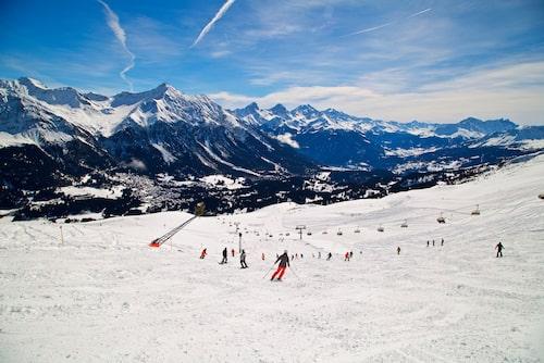 Lenzerheide, skidorten med stort S.