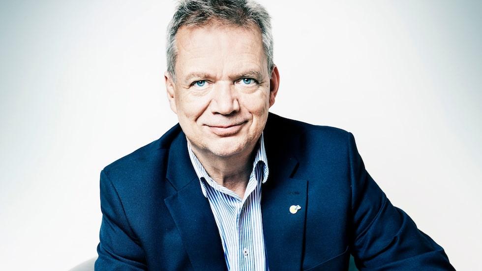 Pär Rahmström är ordförande för Demensförbundet.