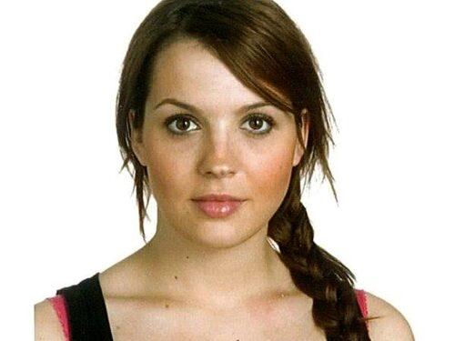 Dominika Newelska, frilansande makeupartist, hudterapeut samt hårstylist.