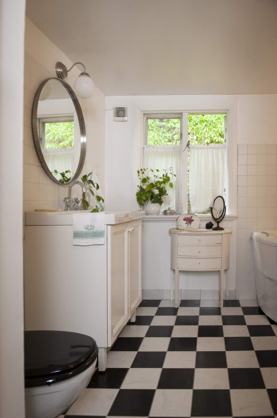 Se till att kranarna i badrummet inte droppar.