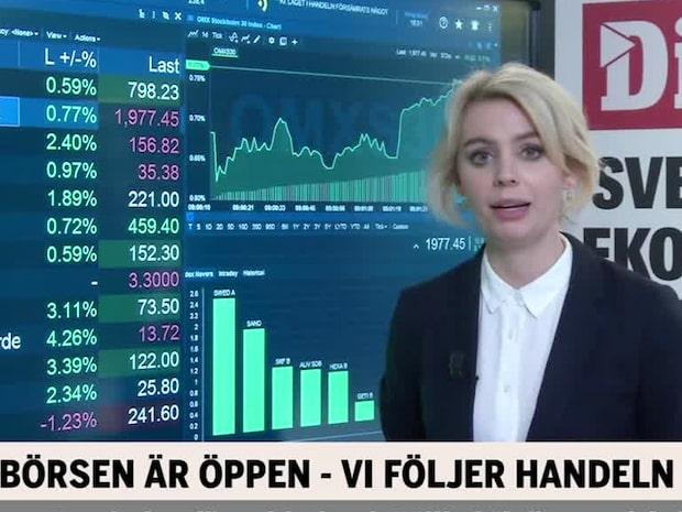 Marknadskoll: Swedbank tar täten i öppning