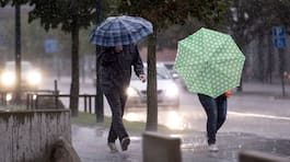 """SMHI varnar: """"Regnet kan få konsekvenser"""""""