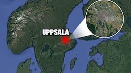 Skogsbrand i Uppsala – helikoptrar inkallade