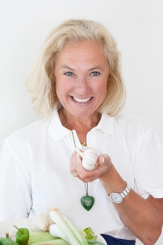 Cathrin Schück är kostrådgivare och författare.