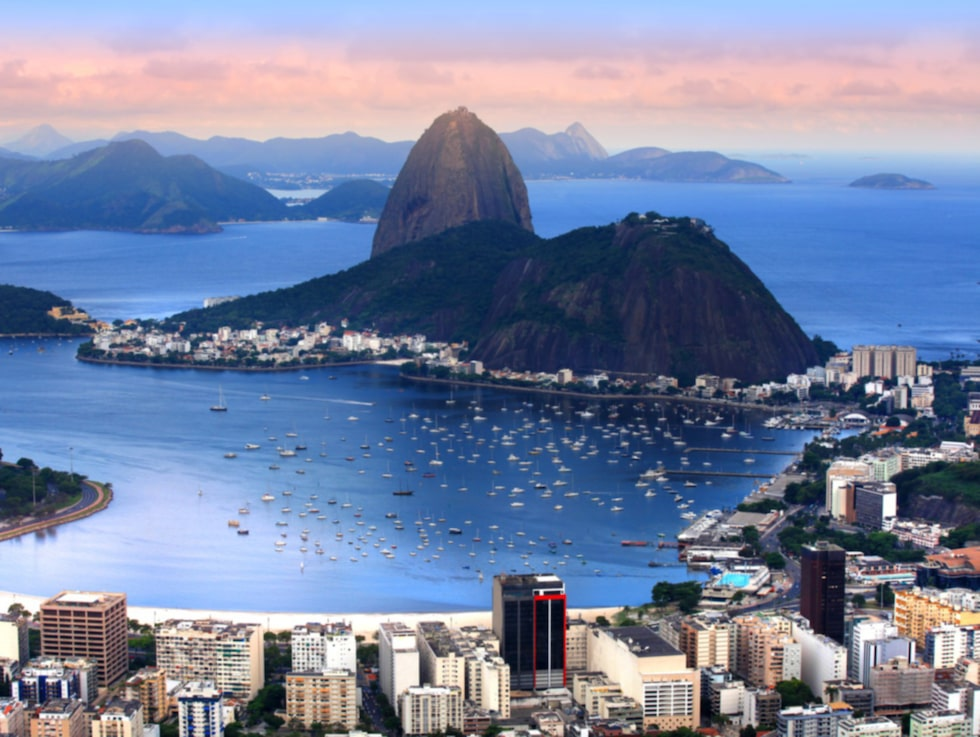 Brasilien är det värsta drabbade landet hittills.