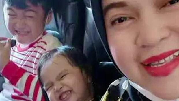 Här är familjens sista bild – minuter innan planet kraschade