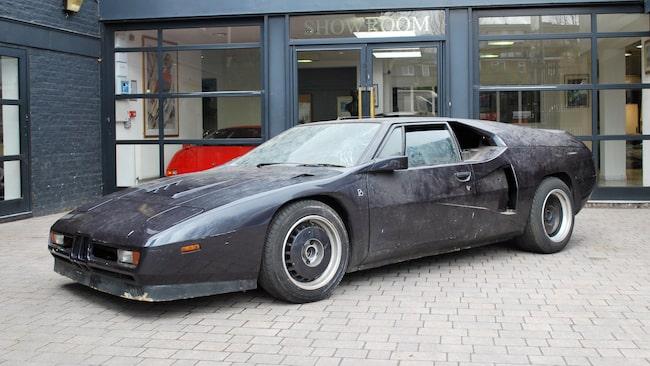 Det här exemplaret av BMW M1 byggdes om och blev sedermera världens snabbaste bil.