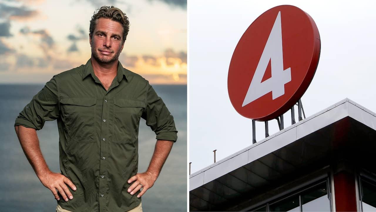 TV4 bryter samarbetet med Anders Öfvergård