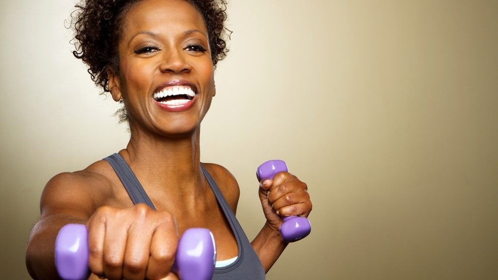 Motion minskar risken för hjärt-kärlsjukdomar, gör oss gladare, mer självsäkra och starkare.