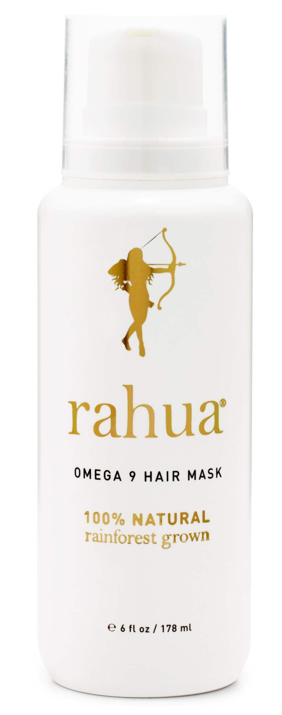 Fukta håret<br>Under sommaren slits håret extra mycket av solen, men också av bad i salta vatten och pooler. Se till att ge håret extra vård och fukt i form av en inpackning. Rahua, Omega 9 hair mask, 89 ml, 595 kronor hos eleven.se