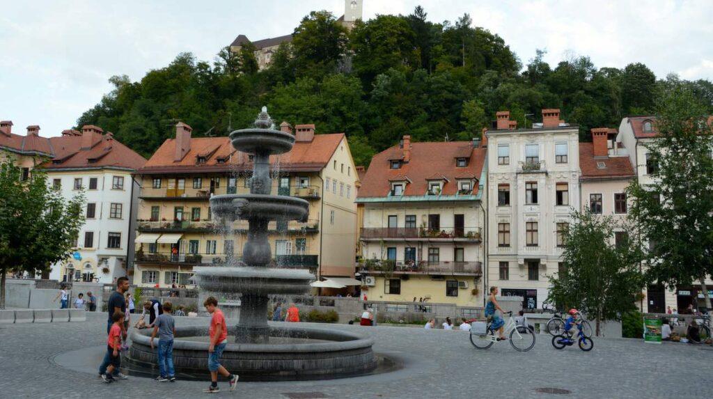 <p>Ljubljana har vunnit utmärkelsen som Europas miljöhuvudstad 2016.</p>
