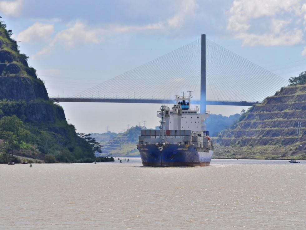 Panama-kanalen är ett av världens största och mest imponerande byggnadsverk.
