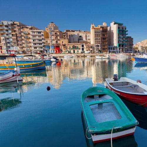 Malta en av Medelhavets läckraste öar