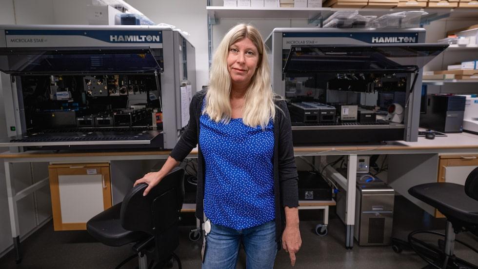 Det har tagit 20 år för Inger Gustavsson och hennes forskarteam att ta fram HPVir. 2022 är tanken att det ska lanseras på marknaden.