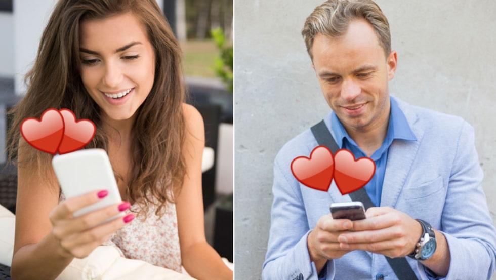 Men enligt dejtingappen Happn är vi näst flirtigast i Europa.