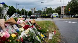Nära vännens fina gest till döda polisen