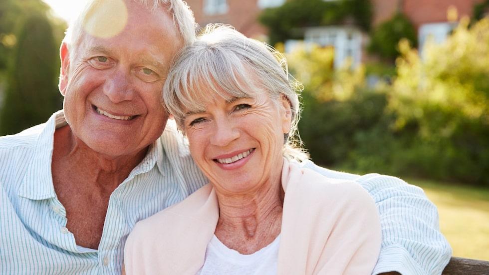 Att känna sig yngre än man faktiskt är kan skydda mot stressrelaterad ohälsa.