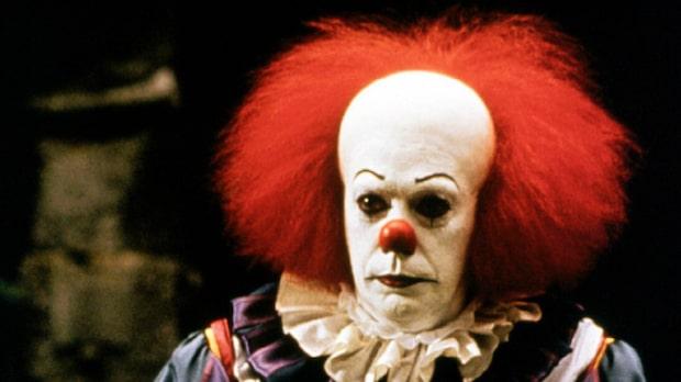 Skräck-clownerna har tagit sig till Sverige