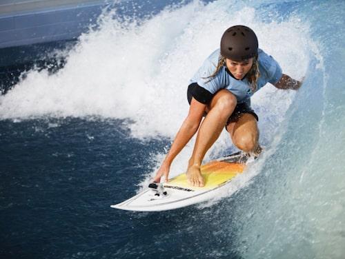 Vill man surfa på surfstream måste man förboka.