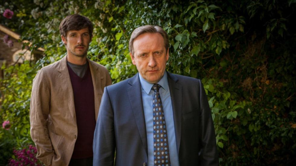 <p>Neil Dudgeon spelar John Barnaby i serien.<br></p>