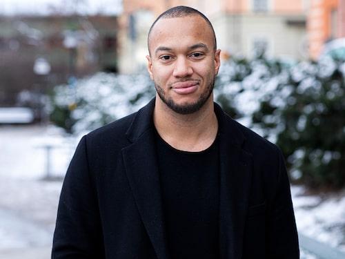 Jonas Evander, legitimerad psykolog med kbt-inriktning.