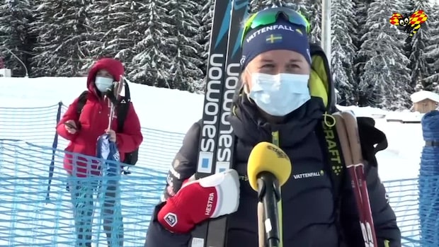 """Maja Dahlqvist: """"Mina underben vill jag hugga av"""""""
