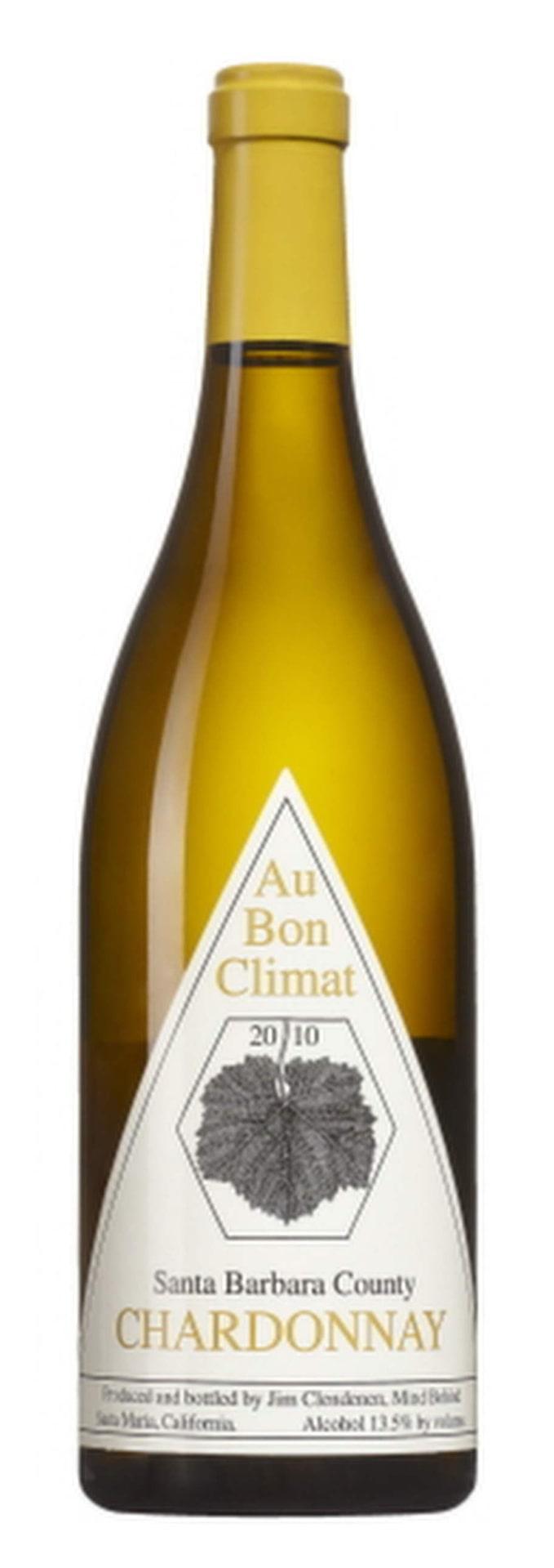 Au Bon Climat Chardonnay 2010 (90116) USA, 199 kr