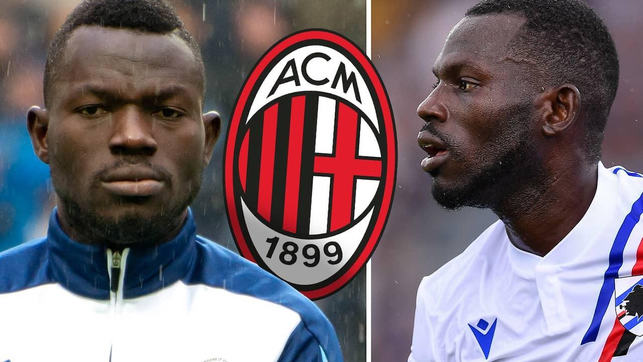 Förre Dif-spelaren är aktuell för Milan