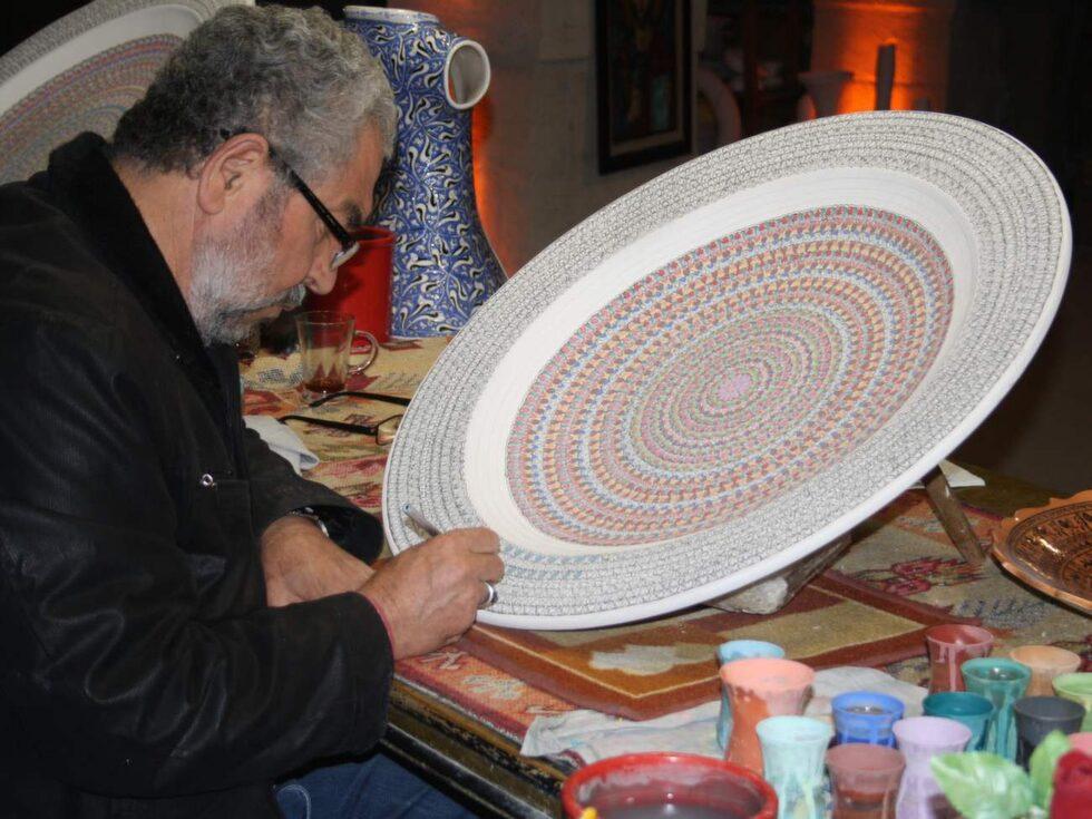 Samma familj har tillverkat keramik i 200 år.