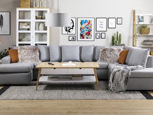 Stor soffa från Trademax.